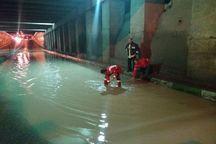آتش نشانی سمنان در هشت عملیات امدادرسانی کرد