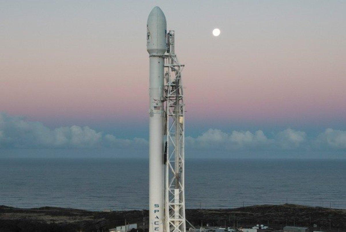 پرتاب راکت شرکت فضایی خصوصی آمریکایی شکست خورد