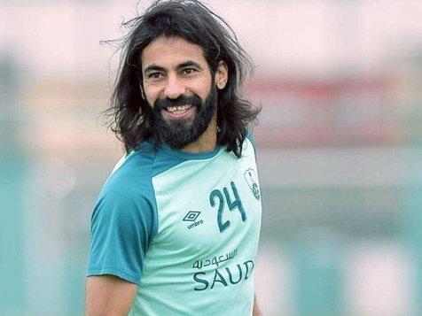 فوتبالیست عربستانی در 43 سالگی بالاخره بازنشست شد