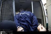 قاتل فراری بعد از هشت سال در هرسین دستگیر شد