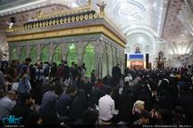 مراسم احیاء شب بیست و سوم ماه مبارک رمضان در حرم مطهر امام خمینی (س)