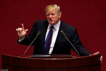 ترامپ: آمریکا باید سیستم مهاجرتی سهلانگارانه خود را اصلاح کند