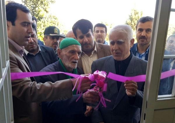 افتتاح دو خانه بهداشت در روستاهای قائمشهر