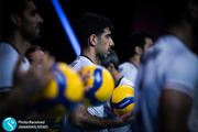 صعود والیبال ایران در رده بندی فدراسیون جهانی + عکس