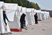 636 نفر از سیل زدگان در طرح چادر به چادر اورژانس پذیرش شدند