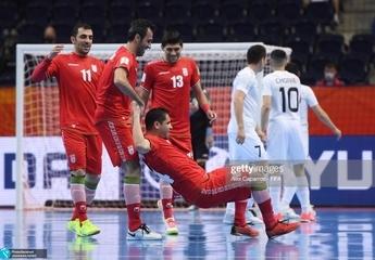 تیم ملی با عبور از جان سخت ها به یک چهارم رسید؛ ازبک ها ایران را کلافه کردند! + عکس و ویدیوی گل ها