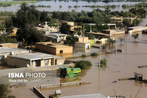 آغاز احداث مجدد منازل تخریبی 40 خانوار سیلزده روستای حمدان سلجه