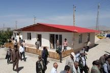 وزیر کشور 2 هزار واحد زلزله زده روستایی را افتتاح کرد