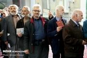یک چهارم واجدان شرایط استان سمنان در انتخابات شرکت کردند