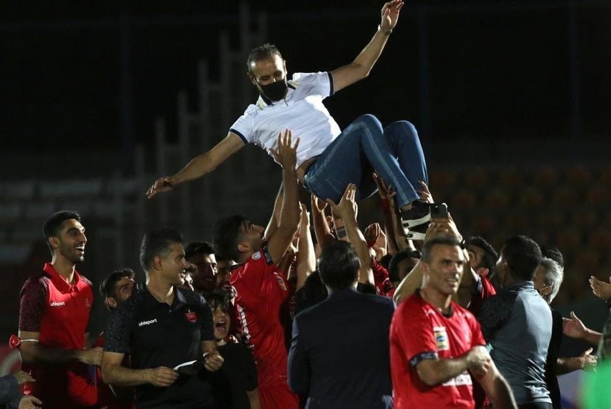 گل محمدی: به هیچ کس اولتیماتوم نداده ام!/ امیدوارم همه نفرات را حفظ کنیم