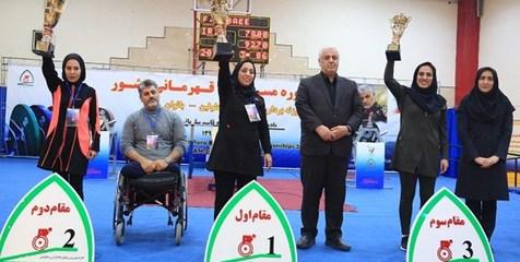 روایت کمیته جهانی پاراوزنهبرداری از رقابتهای بانوان: ایران تاریخ ساز شد
