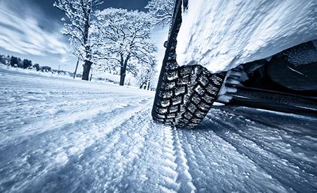 اصول رانندگی در هوای برفی، بارانی و مه