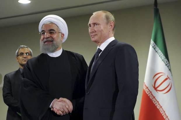 احتمال دیدار پوتین و روحانی در قزاقستان