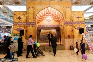بیست و هفتمین نمایشگاه بینالمللی قرآن کریم