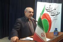 مناطق مرزی سد محکمی در برابر دشمنان در دفاع از کیان ایران اسلامی هستند