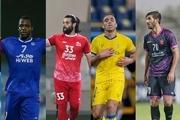 بازیکنان سرخابی و تراکتور در میان مهاجمان درخشان لیگ قهرمانان آسیا + لینک نظرسنجی