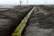 اتمام عملیات گازرسانی به 2 ناحیه صنعتی مازندران