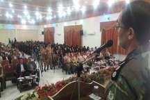 رئیس سازمان ایثارگران نیروی زمینی ارتش: پاسداری از خون شهدای مدافع حرم در جامعه ضروری است