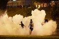 اعتراضات گسترده در مینسک به نتیجه انتخابات+ تصاویر