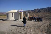 2 مدرسه خیری در فنوج سیستان و بلوچستان افتتاح شد