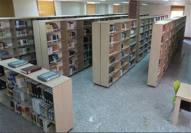پنج میلیارد ریال صرف تجهیز کتابخانه دانشگاه لرستان شد