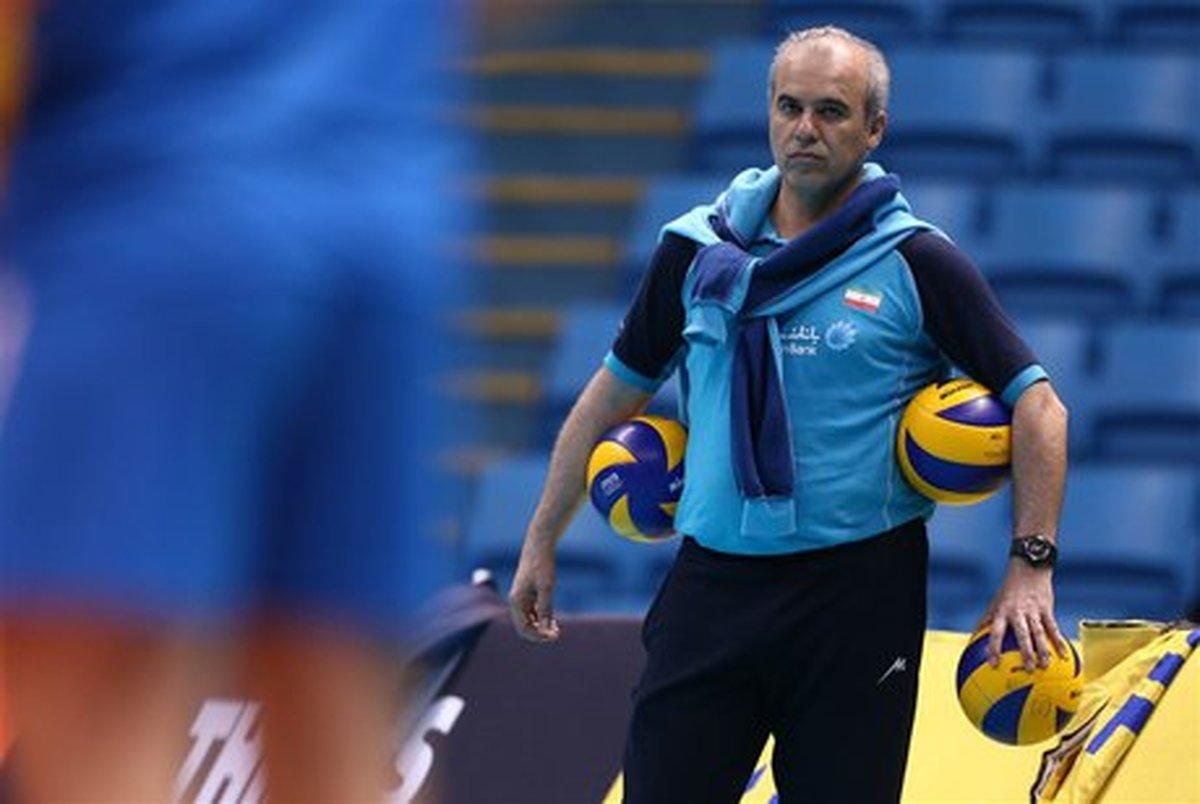 ماجرای بازداشت سرپرست تیم ملی والیبال چه بود؟