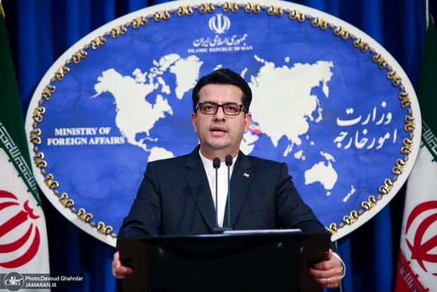ایران آماده کمک به لبنان برای بازسازی بندر حادثه دیده است