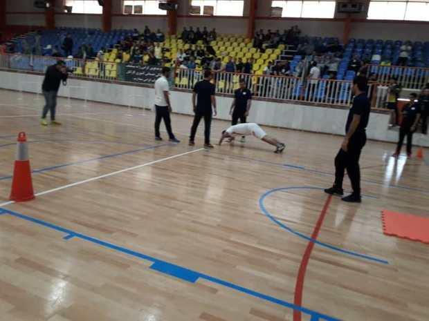 گیلان قهرمان مسابقات آمادگی جسمانی کشور شد