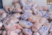 ذخیره سازی 480 تن مرغ منجمد در چهارمحال و بختیاری