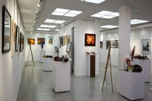 نمایشگاه گروهی 26 نقاش در بوشهر گشایش یافت