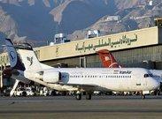 کاهش مجدد پروازهای فرودگاه مهرآباد همزمان با دور جدید قوانین منع سفر