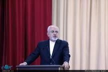 ظریف: روسیه از طرف ایران با آمریکا مذاکره نمیکند/ دنبال سلطه بر همسایگان مان نیستیم، البته سلطه کسی را هم نخواهیم  پذیرفت