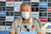 لیگ قهرمانان آسیا   سرمربی الوحده: به بازیکنانم افتخار می کنم/ بازی آسانی مقابل پرسپولیس نداشتیم