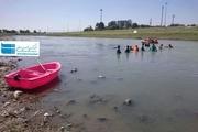 تلاش برای یافتن کودک غرق شده در چم بشیر ادامه دارد