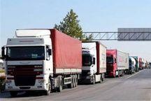 جابجایی 3.5 میلیون تن کالا از آذربایجان غربی