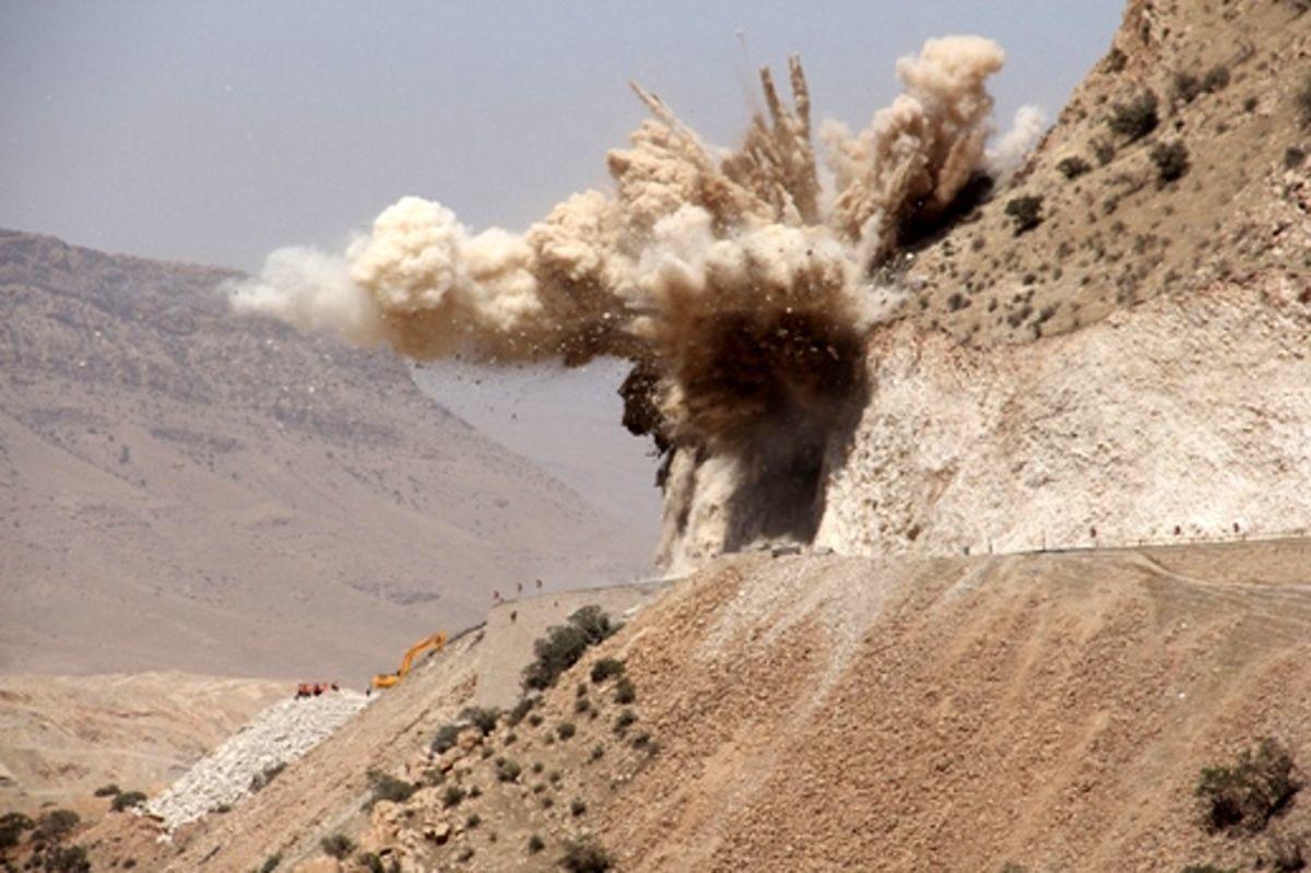 معدن انفجاری سوادکوه تعطیل شد