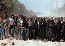 الشعب الایرانی فی ظلال الثورة الاسلامیة وانهی عصر الظلام