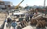 اعلام زمان افتتاح دو زیرگذر استاد معین و گیشا