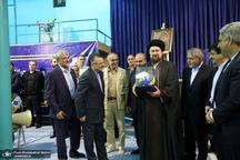 دیدار صمیمانه اهالی ورزش با یادگار امام/ قرار هر ساله ورزشیها در جماران
