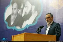محمد علی انصاری: شهادت حاج آقا مصطفی این انقلاب را شکل داد