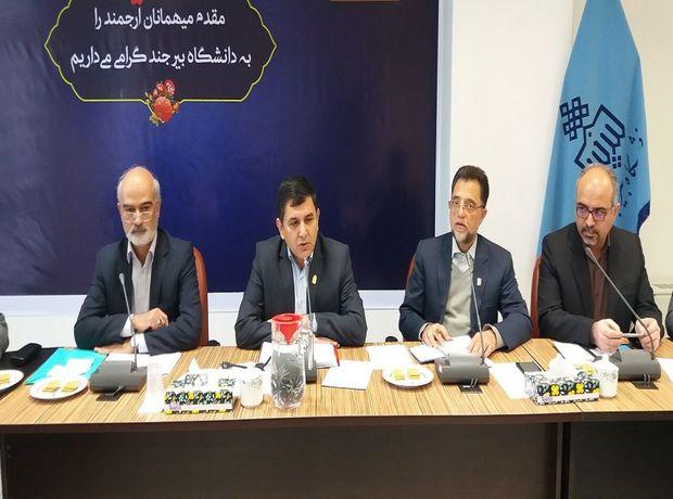 ۸۰ دانشجو از افغانستان در دانشگاه بیرجند پذیرش شدند