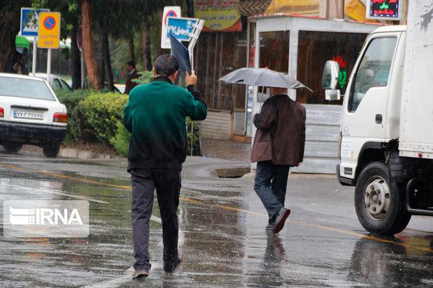 پیش بینی و جزئیات سامانه های بارشی کهگیلویه و بویراحمد