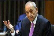 رییس مجلس لبنان: جنایت آمریکا در ترور سردار سلیمانی عبور از خط قرمز بود