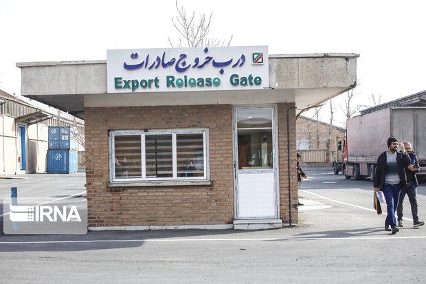 بییش از ۵۰۶ میلیون دلار کالا از گمرکات کردستان صادر شد