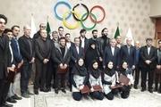 حکم جدید وزیر ورزش برای صالحی امیری، داورزنی و علینژاد