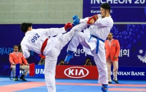 کاراته کای کرمانشاهی قهرمان لیگ جهانی شد