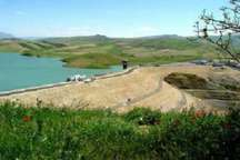 ذخیره آب سد دوستی 70 میلیون متر مکعب افزایش یافت