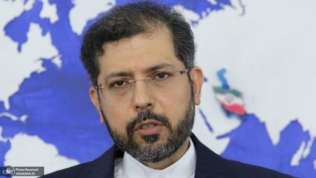 خطیبزاده: به زودی قادر خواهیم بود تاریخی دقیق برای از سرگیری مذاکرات تعیین کنیم