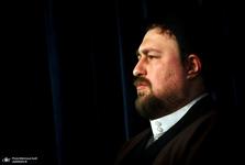 تسلیت اعضای دفتر امام و جمعی از سیاسیون به سید حسن خمینی