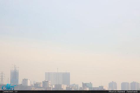 تهران دومین شهر آلوده جهان شد + عکس